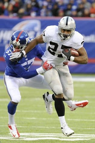 Rashad Jennings A Good Replacement