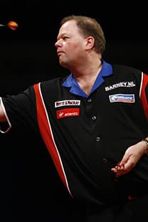 Raymond van Barnevel betting Grand Slam Darts