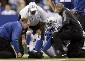 Reggie Wayne Injury