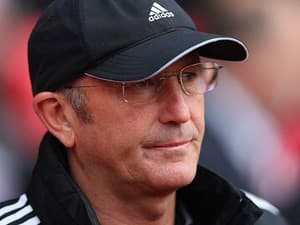 Crystal Palace Tony Pulis