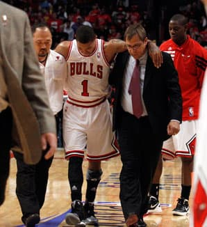 Derek Rose Still A Big Injury loss
