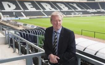 Steve McClaren Derby To Win