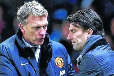Moyes and Laudrup