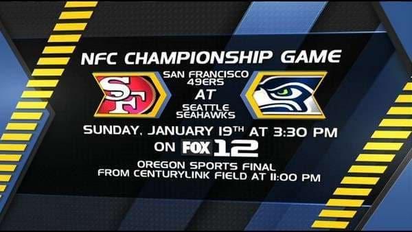 nfc championship game 49ers vs seahawks