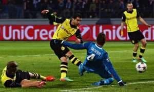 FC Zenit v Borussia Dortmund