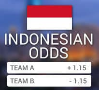 Indonesian Odds