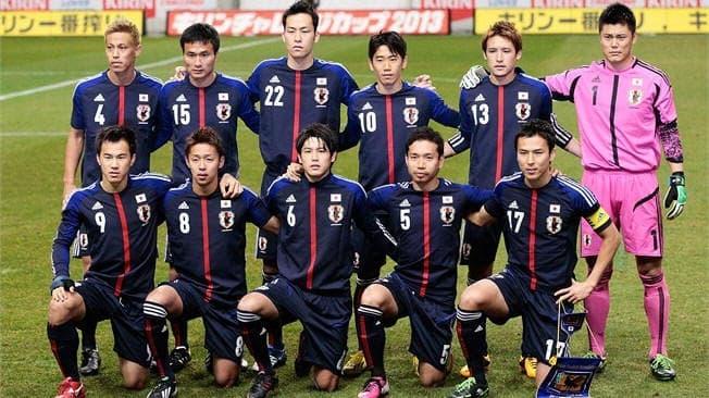 Japan Team 2014