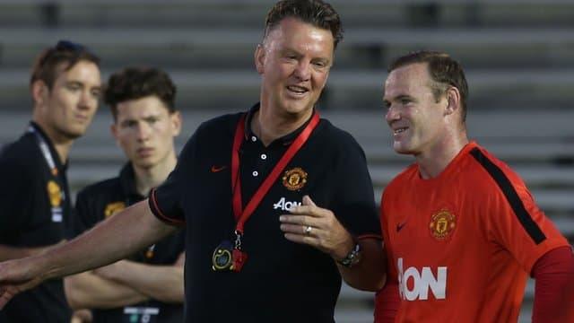 VanGaal Rooney Captain
