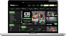 Betway Sports Homepage