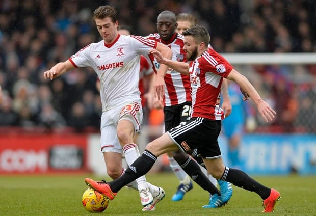 Brentford-middlesbrough