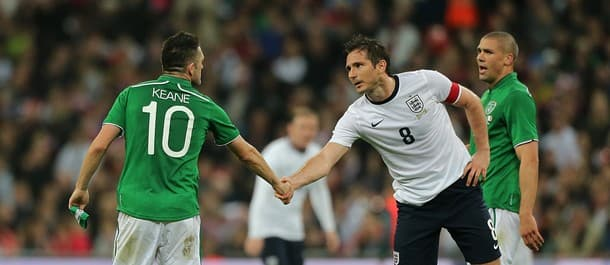 Soccer - International Friendly - England v Republic of Ireland - Wembley Stadium