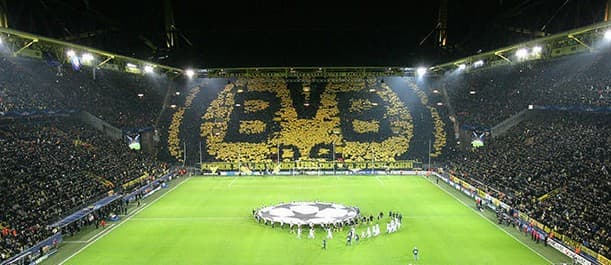 Borussia Dortmund play Monaco in this week's Champions League.