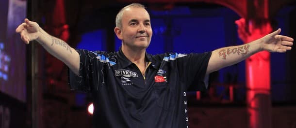 Taylor World matchplay