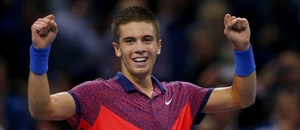 Coric beats Nadal