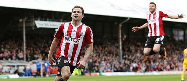 Brentford grabbed their second league win of the season against Preston