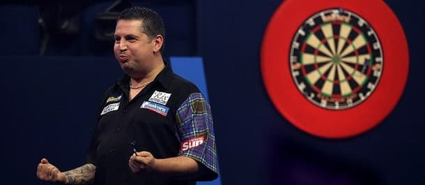Gary Anderson is a big price for the World Grand Prix