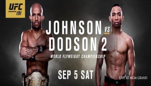 UFC-191