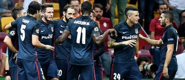 Galatasaray 0-2 Atletico