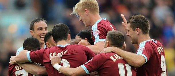 Burnley beat Sheff Wed 3-1