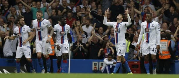 Crystal Palace secure a 2-1 victory over Chelsea at Stamford Bridge