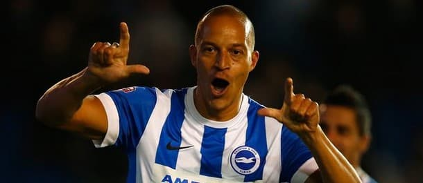 Bobby Zamora has scored the winner in Brighton's last two games.