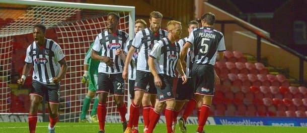 Grimsby 7-0 Halifax