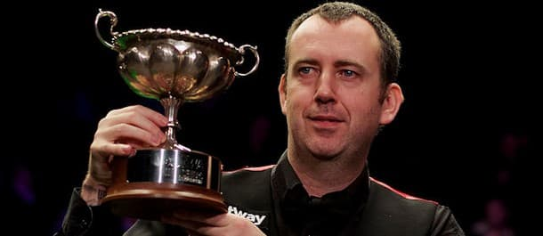 Mark Williams won the World Seniors Championship in March.