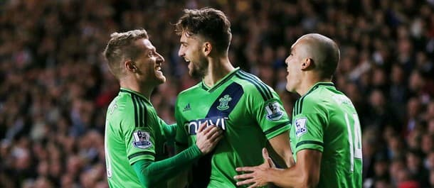 Southampton beat MK Dons 6-0 in the last round of the Capital One Cup.