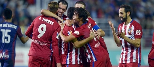 Getafe 0-2 Atletico Madrid