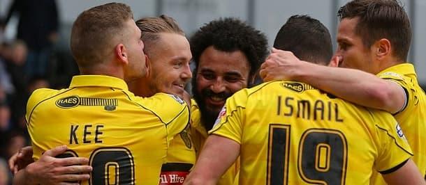 Burton 1-0 Southend