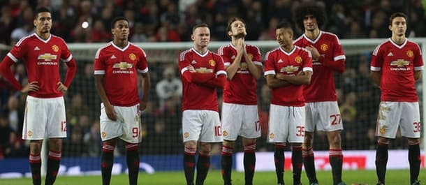 Man United lose on penalties to Middlesbrough