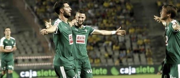 Las Palmas 0 - 2 Eibar