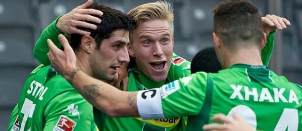 Monchengladbach beat Hertha
