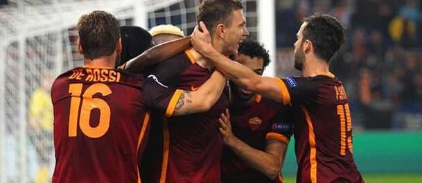 Roma 3-2 bayern
