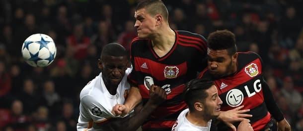 Leverkusen 4-4 Roma
