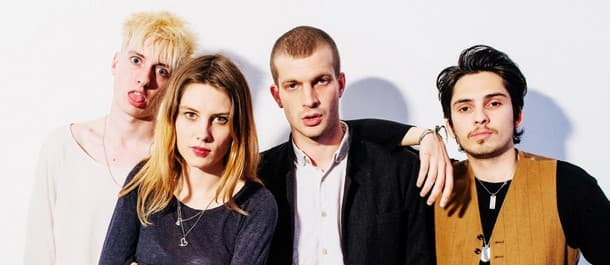 Wolf Alice released their debut album My Love is Cool in June 2015.