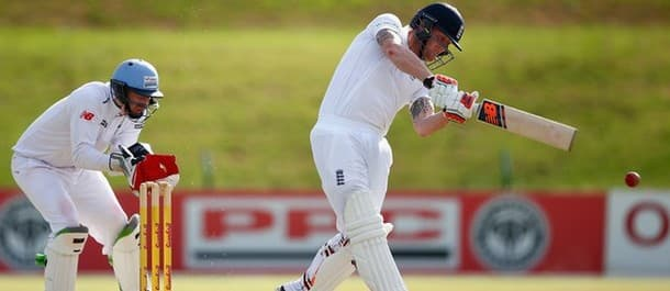 Ben Stokes and James Taylor both hit centuries in England's warm-up game this week.