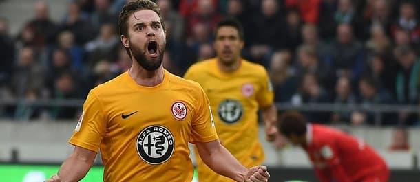 Hannover 96 1-2 Eintracht Frankfurt