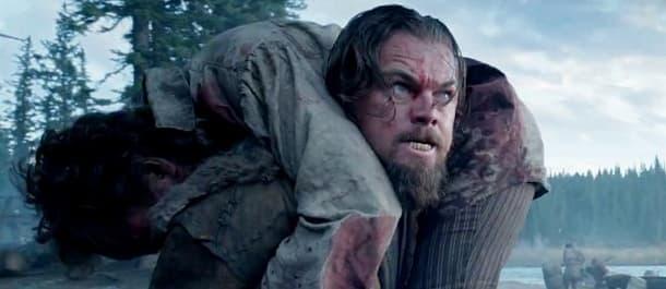 Leonardo DiCaprio Hugh Glass
