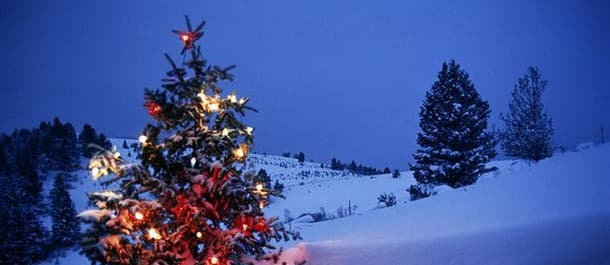 A white Christmas could be on the cards for the UK this year.