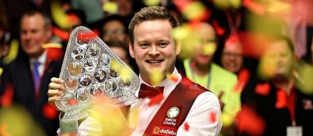 Shaun Murphy won last year's Masters in style beating Neil Robertson 10-2.