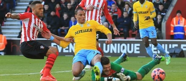 Crystal Palace beat Southampton 3-2 in last year's FA Cup.