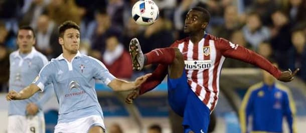 Atletico Madrid drew 0-0 with Celta Vigo in the first leg.