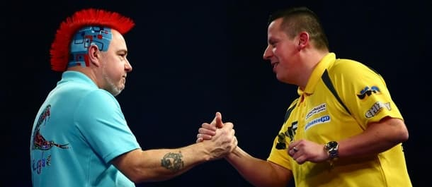 Peter Wright and Dave Chisnall are fancy odds for an open tournament.
