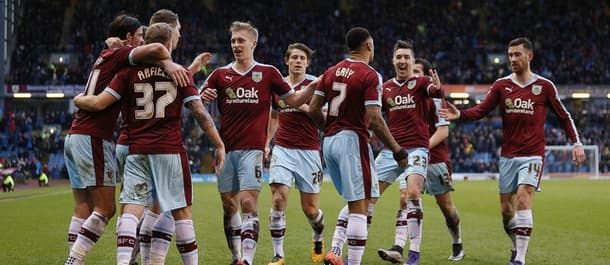 Burnley beat Rotherham 2-0 to move into 2nd in the league.