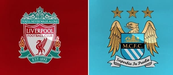 Liverpool and Manchester City line up at Wembley for the Captital One Cup Final on Sunday.