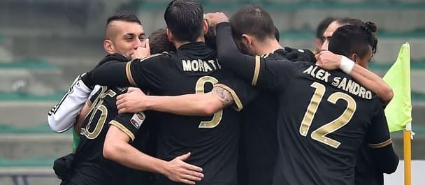 Chievo 0-4 Juventus