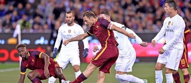 Roma v Real Madrid