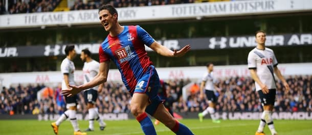 Crystal Palace beat Spurs in the last round of the FA Cup.