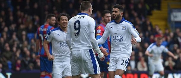 Leicester are odds-against to beat Southampton on Saturday.